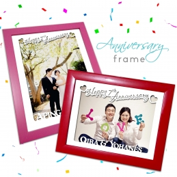Personalized Poly Frame 6R & 10R