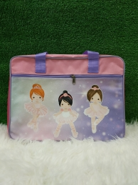 Personalized Embroidery File Bag