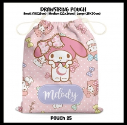 Multipurpose drawstring pouch 2