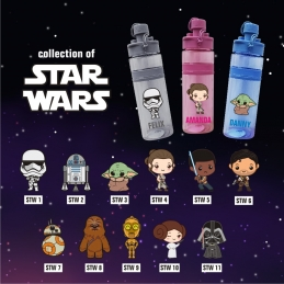 Personalized Sport Bottle - Star Wars Edition