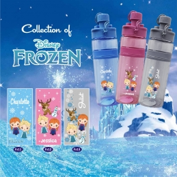 Personalized Sport Bottle - Frozen Edition