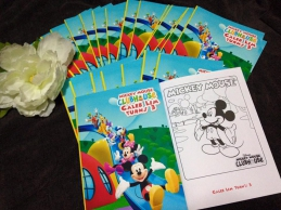 Personalized Activity Book