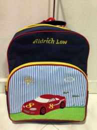 Personalized Embroidery Backpack