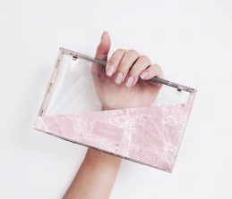 Personalized Dinner Clutch