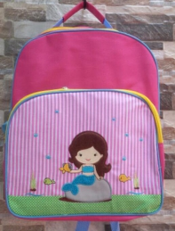 Personalized Embroidery Big Backpack