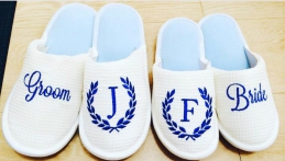 Personalized Home Slipper